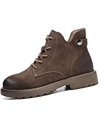 68e35b24d Amazon.es  botines color camel - 50 - 100 EUR   Botas   Zapatos para ...