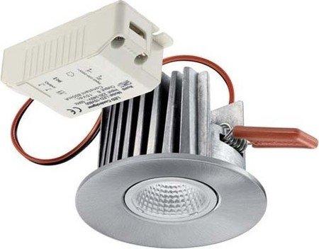 Halogen-downlight-kit (Sylvania 3079338-Kit Eco LED 36W 2700K Aluminium)