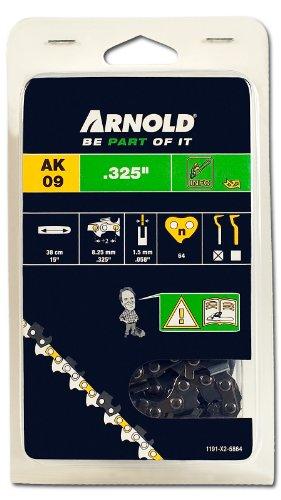 Arnold 1191-X2-5864 Sägekette .325 Zoll, 1.5 mm, 64 Treibglieder, 38 cm Schwert