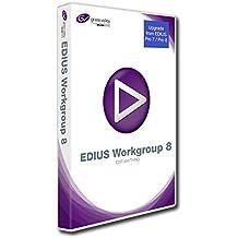Grass Valley EDIUS Workgroup 8 Upgrade von Pro 8