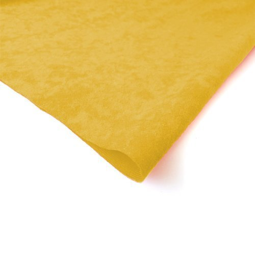 suedine-suede-look-fabric-2-metres-high-quality-polyester-fabric-with-a-suede-feel-finish-yellow