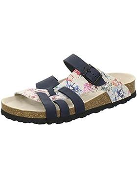 AFS-Schuhe 2122, Modische Damen-Pantoletten, Bequeme Hausschuhe