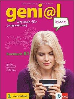 geni@l klick B1: Deutsch als Fremdsprache für Jugendliche. Kursbuch mit 2 Audio-CDs ( 17. Februar 2014 )
