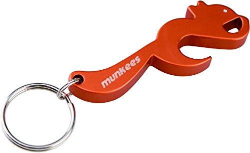 munkees Schlüsselanhänger, Flaschenöffner Eichhörnchen, 3416