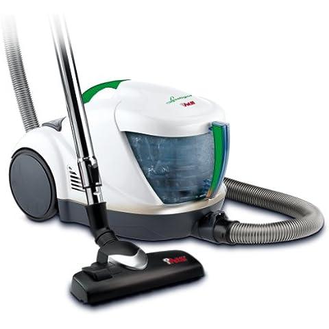 Polti Lecologico AS 850 - Aspirador sin bolsa, 1500W, filtro Hepa ideal para personas alérgicas, Aspira Suciedad Seca, Húmeda Y