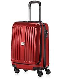 Hauptstadtkoffer Maleta, rojo (Rojo) - 82800001