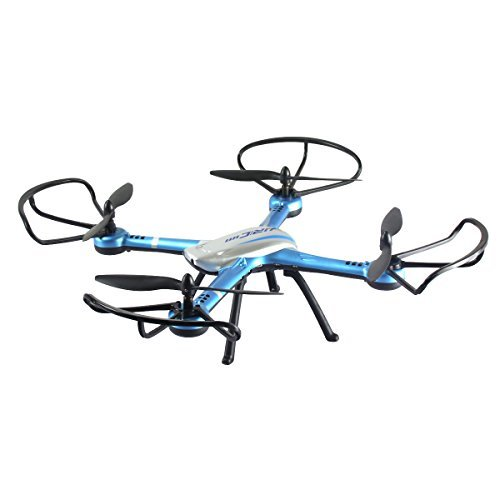 Gemtune H11C Medium RC Four-Axis UAV Carrying LED Light (Racing Drone)with Aerial Photography Function, 360 Degree Tumbling