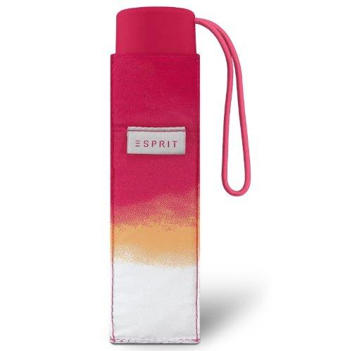 Preisvergleich Produktbild Esprit Petito Colour Dip hot pink 50745 Regenschirm Taschenschirm Schirm