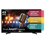 Vu 43 Inches Ultra HD LED Smart TV (43S6575, Black)