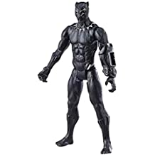 "Marvel Avengers: Endgame Titan Hero Series Black Panther 12"" Action Figure"