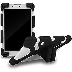 "COLJOY Soporte Antichoque Forro Infantil Funda protectora para Tablet 8.9"" ~ 12"", iPad 2/3/4 iPad 5 (iPad Air)/iPad 6 (iPad Air 2) / Samsung Galaxy Tab 3 P5200 / Samsung Galaxy Tab 3/4 10.1"" / Galaxy Tab S 10.5"" T800 / Galaxy Tab S 9.7"" T815 / Galaxy Tab A 9.7"" T550 etc., Negro"