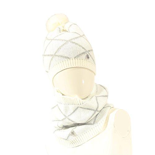 Preisvergleich Produktbild Laura Biagiotti Mädchen Handschuh-Set Weiß cremeweiß One size