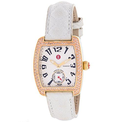 Michele Urban Mini MW02A01G9001 Diamond Quartz Swiss Women's Watch