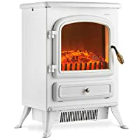 VonHaus 1850W Electric Stove Heater Fire Place