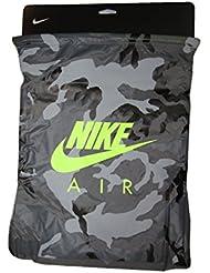 Nike Aire Draw TANGA bolso bolsa de deporte gym-sack bz9756-079 - camuflaje/Volt Verde