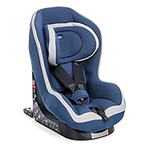 Chicco–Car Seat Go-One Isofix Size 10680= Blue