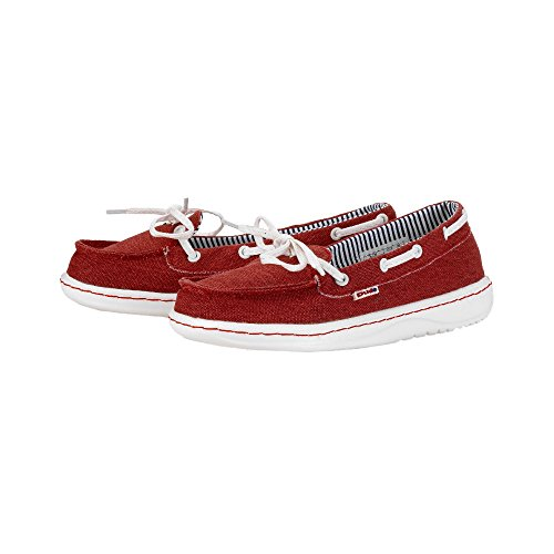 Bild von Dude Moka Ladies Shoes Red