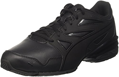 Puma Men's Tazon Modern Fracture Black Running Shoes - 10 UK/India (44.5 EU)  available at amazon for Rs.3899