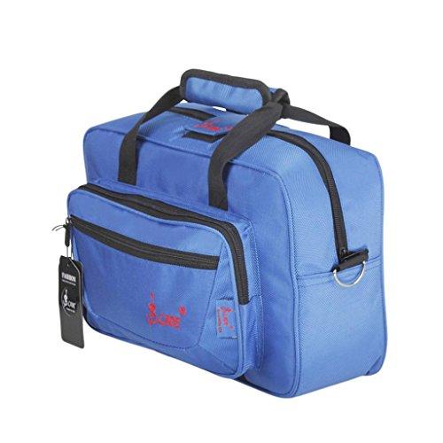 Fenteer Klarinettenkoffer Koffer Etui Handtasche, Wasserdicht