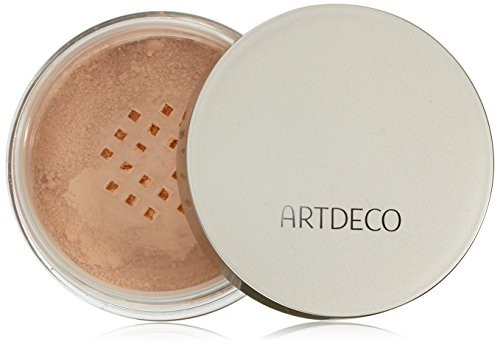 Artdeco Make-Up femme/woman, Mineral Powder Foundation Nummer 3 Soft ivory (15g), 1er Pack (1 x 15 g)