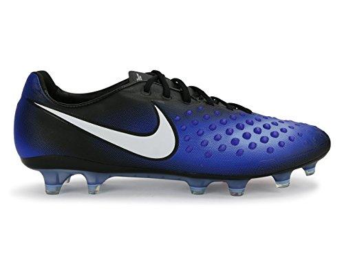 Nike Herren 843813-018 Fußballschuhe schwarz / blau