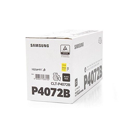 Preisvergleich Produktbild Original Toner passend für Samsung CLX-3185 FW Samsung P4072B CLT-P4072B - 2x Premium Drucker-Kartusche - Schwarz - 2x1.500 Seiten