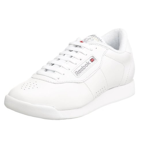 Reebok Femme Princesse Trainers-white, taille 6.5, femme blanc