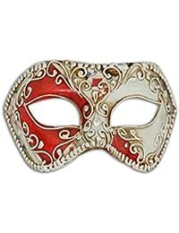Venetian Eye Mask Colombina Cards (quadri)