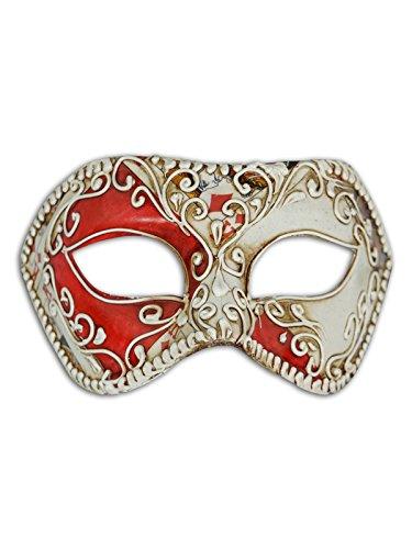 Magic of Venezia Venetian Eye Mask Colombina Tarjetas