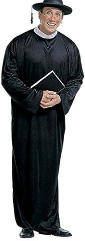 Prêtre costume. Taille: (Priest Costume)