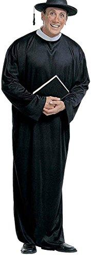 Erwachsenenkostüm Priester