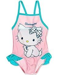 Maillot de bain 1 pièce bébé fille Charmmy kitty Rose/bleu 23mois