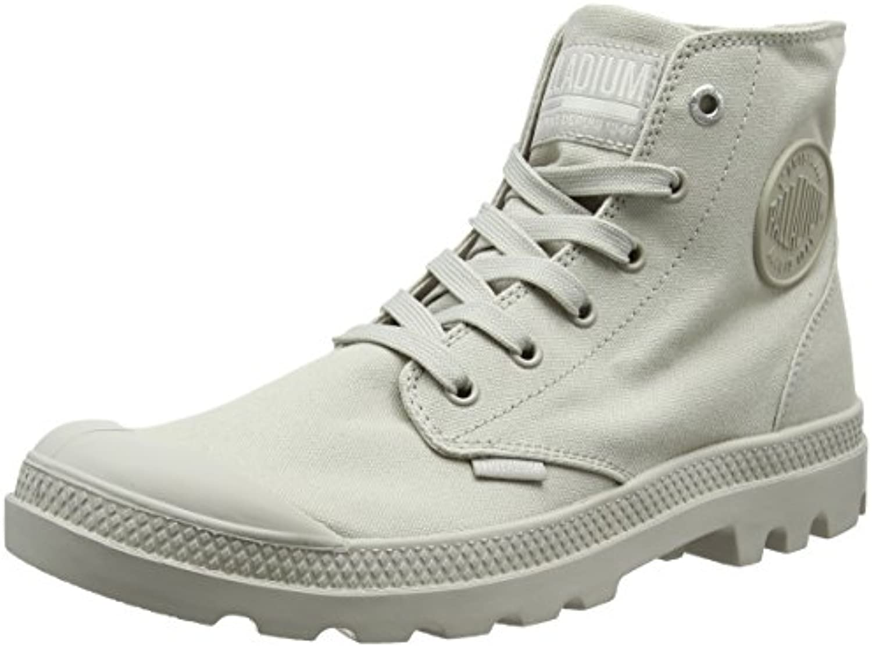 Palladium Unisex Erwachsene Pampa Hi Mono Chrome Hohe Sneaker  Grau  44 EU