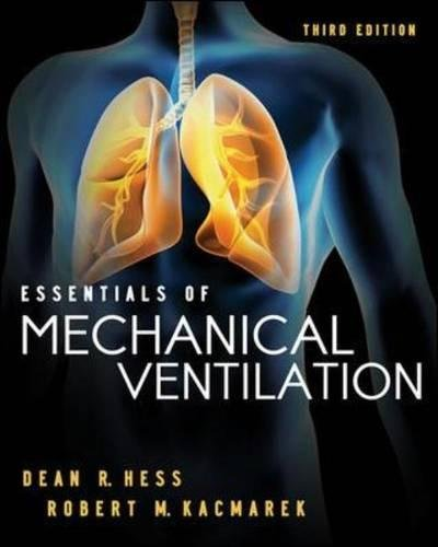 Essentials of Mechanical Ventilation -
