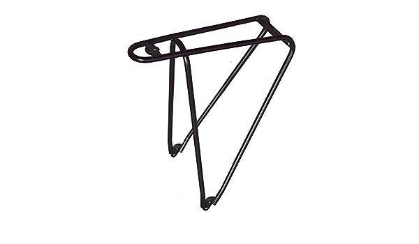 Tubus Vega Fahrrad Hinterrad Gep/äcktr/äger schwarz