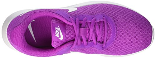 Nike  Wmns Tanjun, Entraînement de course femme Violet (Hyper Violet/White)
