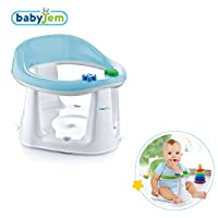 BabyJem 8681049213358 Banyo ve Mama Oturağı, Mavi