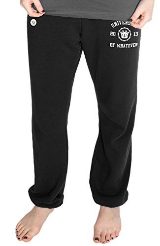 UOW -  Pantaloni sportivi  - Donna nero 44