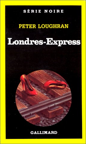 Londres-Express par Peter Loughran