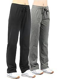 iLoveSIA® Pantalons de sport Capri Pantalon de femme fitness