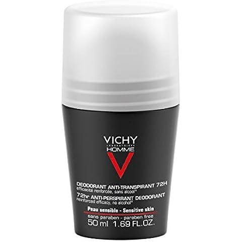 Vichy Homme Desodorante sin Aluminio 24 Horas - 50 gr