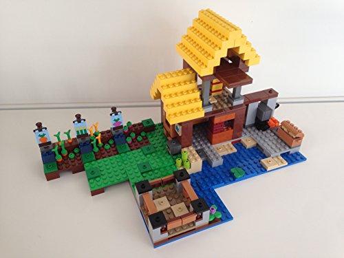 LEGO 21144  Minecraft Farmhäuschen