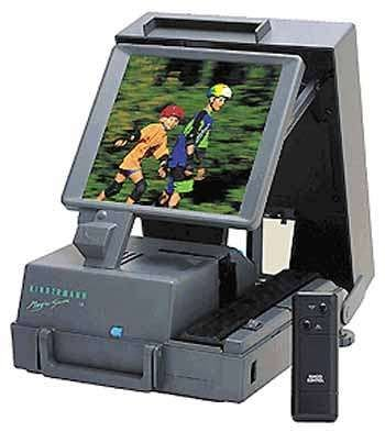 Kindermann 8008 Magic Screen IR
