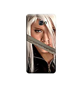 EPICCASE Premium Printed Mobile Back Case Cover With Full protection For Samsung Galaxy A5 (2016) (Designer Case)