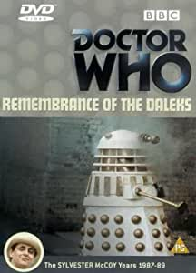 Doctor Who - Remembrance Of The Daleks [DVD] [1987]
