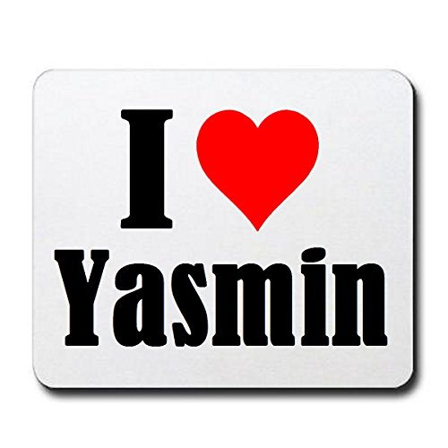 exclusive-gift-idea-mouse-pad-i-love-yasmin-in-white-a-great-gift-that-comes-from-the-heart-non-slip