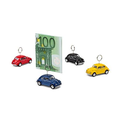 Maggiolino VW-Portacarte a ruote
