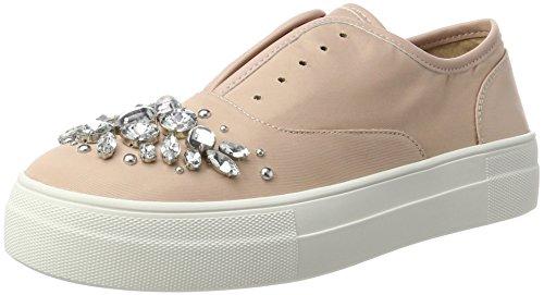 Steve Madden Damen Passion Slip On Sneaker, Pink (Blush), 39 EU (Schuhe Slip On Steve Madden)