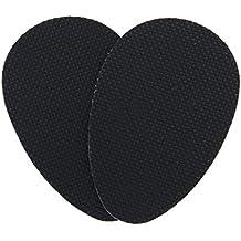 TOOGOO(R) 1 Par Almohadilla Almohadillas Antideslizantes Cortado Protector por Zapatos / Botas de Altas de Tacon