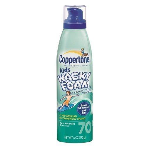 coppertone-kids-wacky-foam-foaming-lotion-sunscreen-spf-70-6-fl-oz-170-ml-by-coppertone